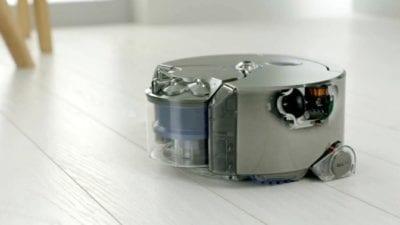 Robots Dyson Robotic Vacuum 360 Eye