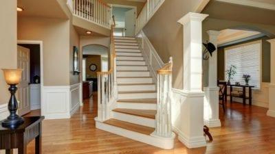 Skipping Chores stairway