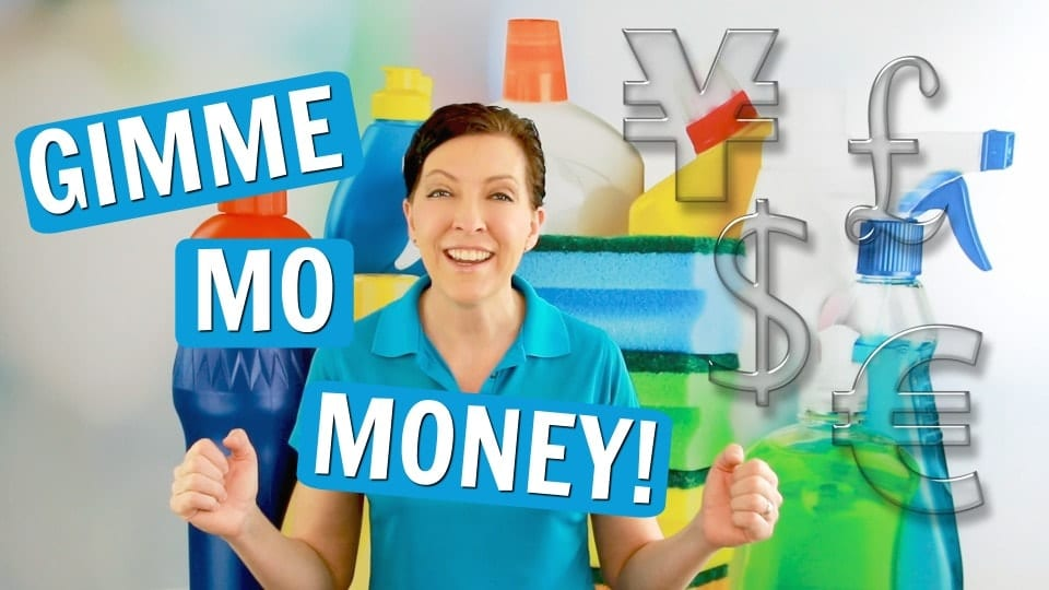 Ask a House Cleaner, Price Increase, Savvy Cleaner