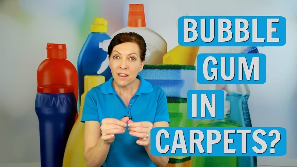Ask a House Cleaner, Bubble Gum, Savvy Cleaner