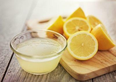 Allergic to Pets lemon juice