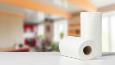 Bubble Gum paper towels