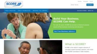 Business License score