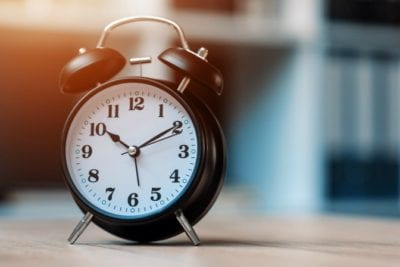 Extra Work Time Clock