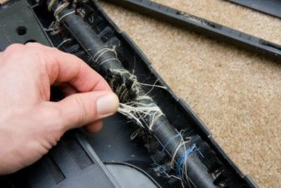 Separate Vacuums, Cleaning Vacuum