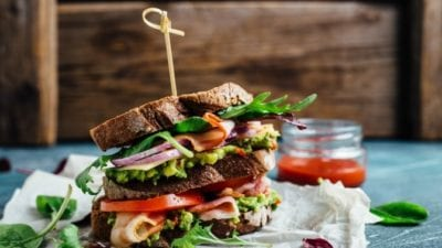 Target Your Market sandwich