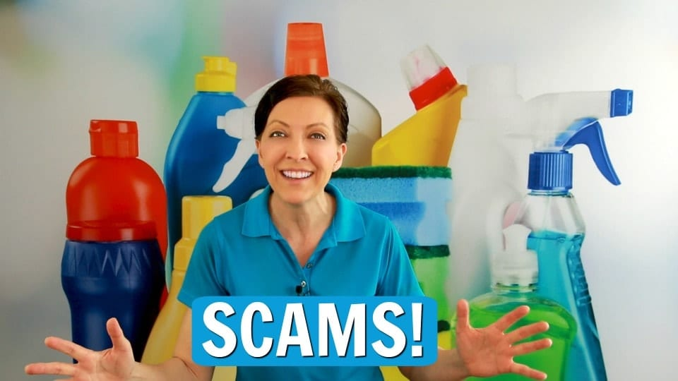 Ask a House Cleaner, Scams Targeting House Cleaners, Savvy Cleaner