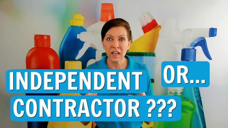 Ask a House Cleaner, Independent Contractor, Savvy Cleaner