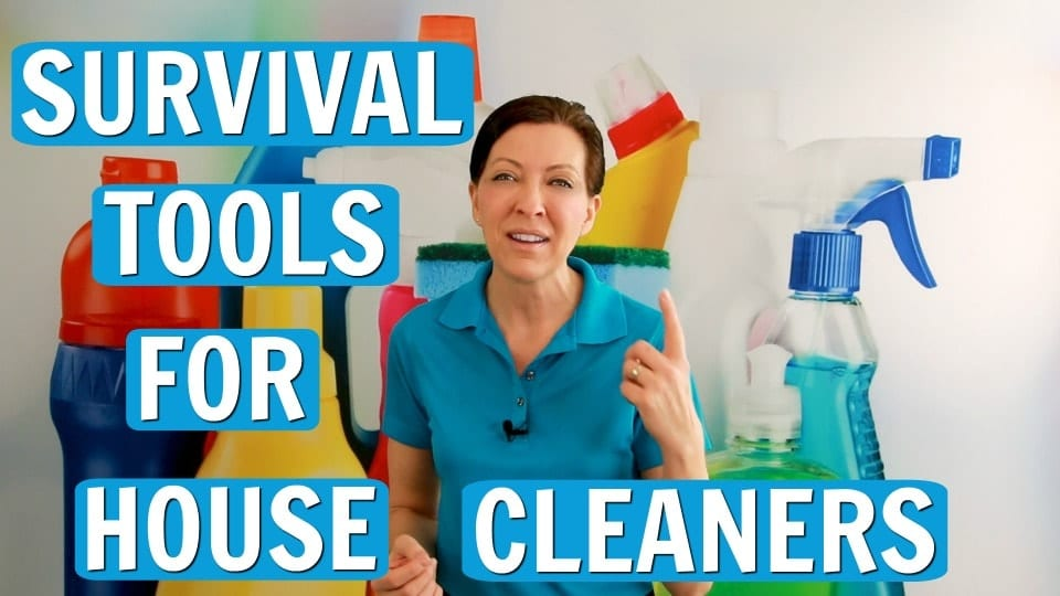 Ask a House Cleaner, Survival Tool, Savvy Cleaner