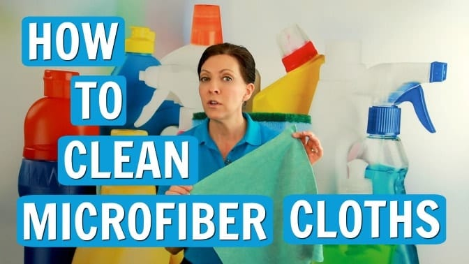 Ask a House Cleaner, Microfiber Cloths, Savvy Cleaner