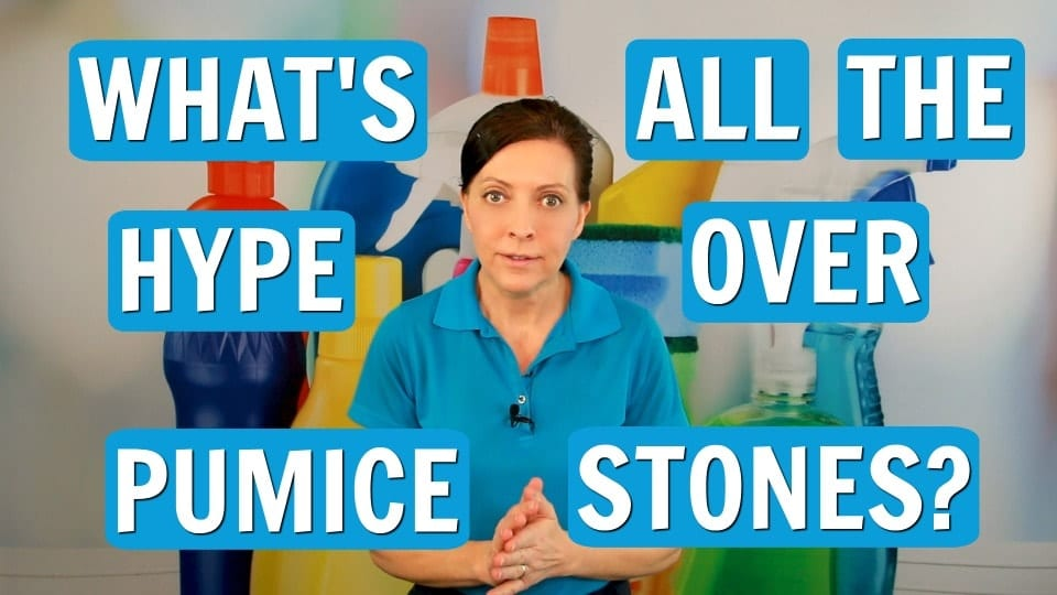 Ask a House Cleaner, Pumice Stones, Savvy Cleaner