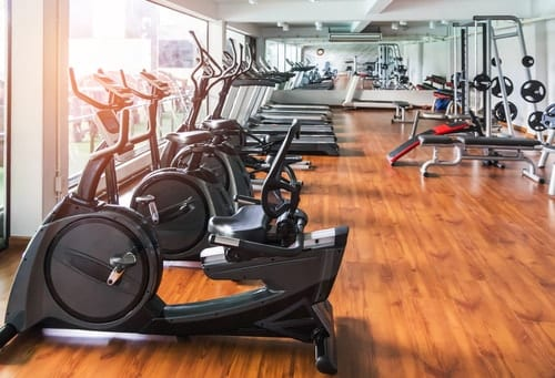 About Empty Gym