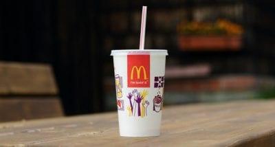 Advertising, McDonalds Cup