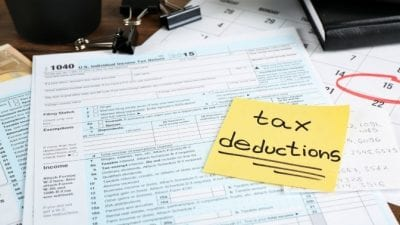 Cleaning Retainers tax deductions