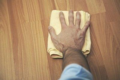Microfiber Cloths, Hand Polishes Wood