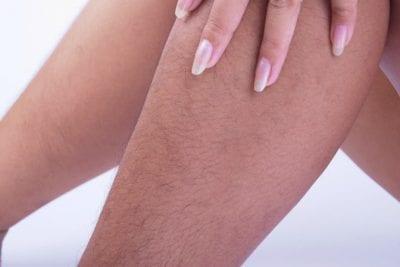 Pumice Stones, Woman's Hairy Legs