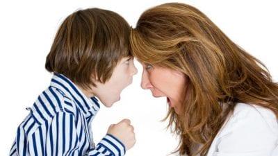 Teach Kids to Clean arguing