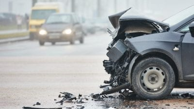 When a Client Dies car accident