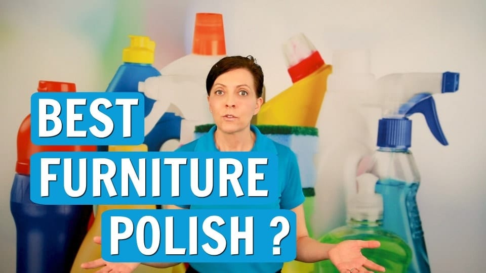 Ask a House Cleaner, Furniture Polish, Savvy Cleaner