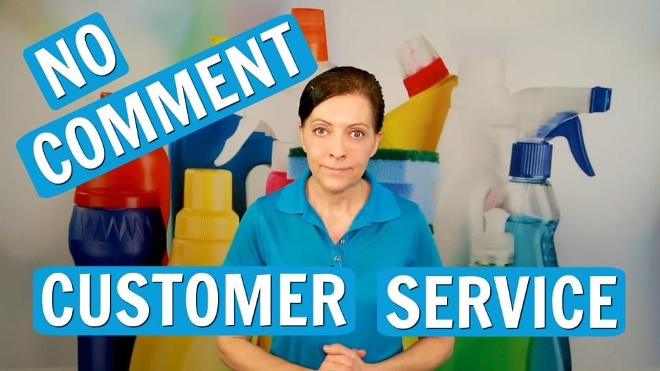 Ask a House Cleaner, Customer is Always Right, Savvy Cleaner