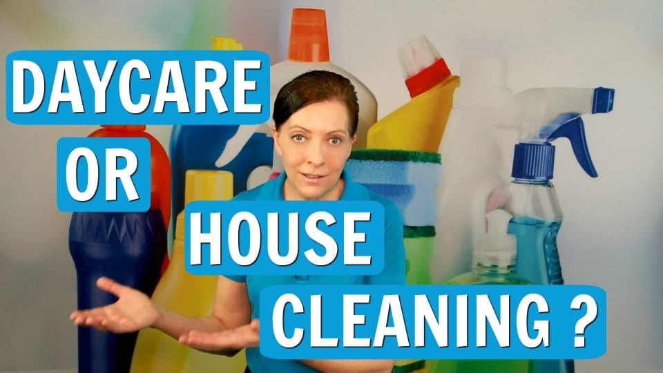 Ask a House Cleaner, Daycare to House Cleaning, Savvy Cleaner
