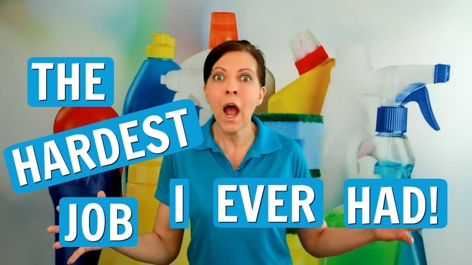 Ask a House Cleaner, Hardest Money, Hardest Job, Savvy Cleaner