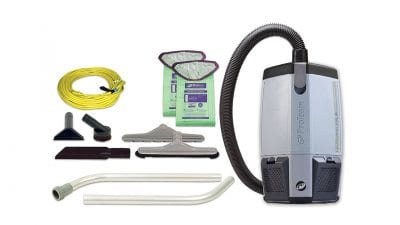 Backpack Vacuums, Black Silver Backpack Vacuum