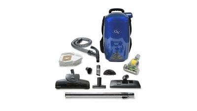 Backpack Vacuums, Blue Backpack Vacuum