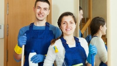 Cleaning Rates house cleaners