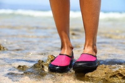 Hoarding Water Shoes