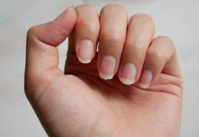 Menopause and House Cleaning, Brittle Fingernails