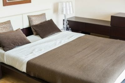 Menopause and House Cleaning, Tidy Bed
