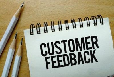 One-Offs, Customer Feedback
