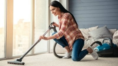 Speed Cleaning Vacuum Style vacuuming