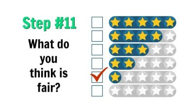 1-Star Review Step 11