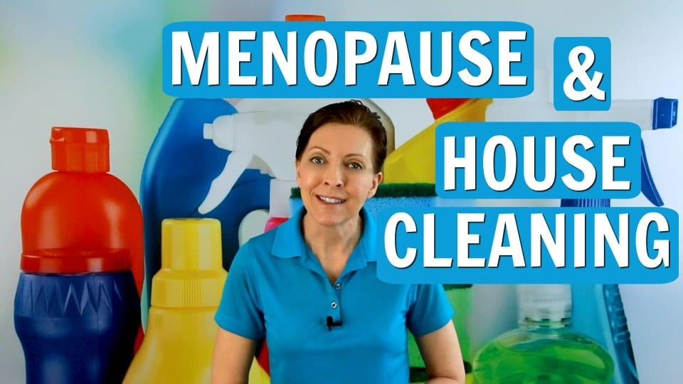 Ask a House Cleaner, Menopause, Savvy Cleaner