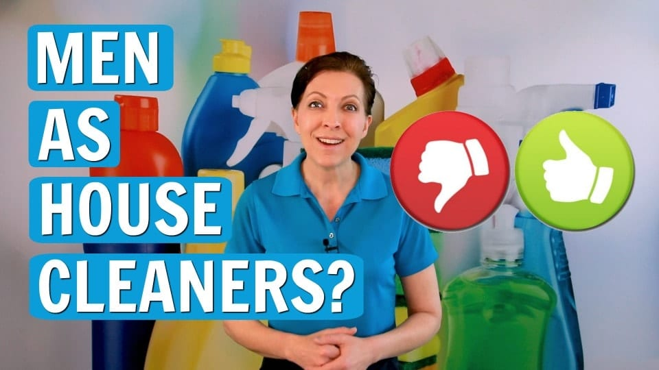 Ask a House Cleaner, Male House Cleaners, Savvy Cleaner