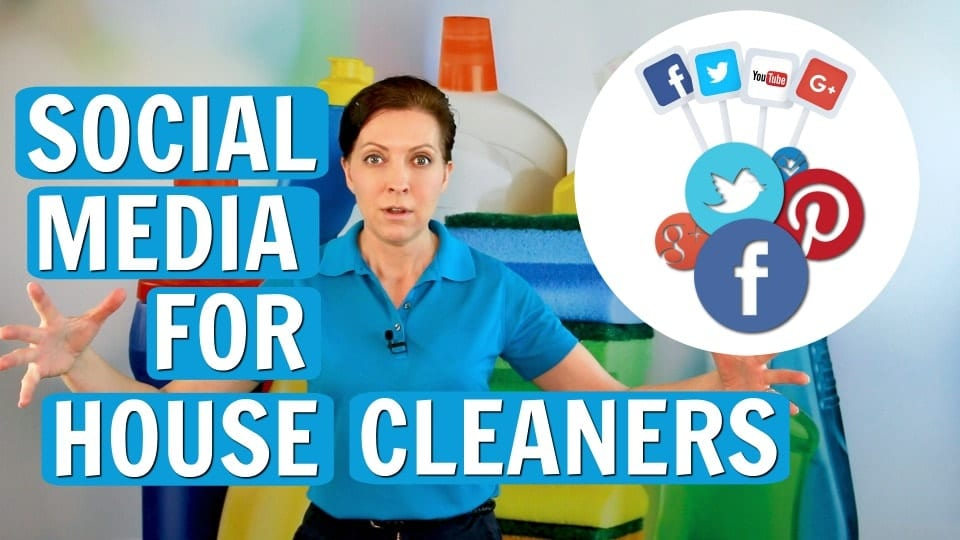 Ask a House Cleaner, Social Media Presence, Savvy Cleaner