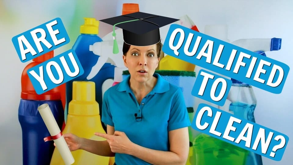 Ask a House Cleaner, Qualifications for House Cleaning, Savvy Cleaner