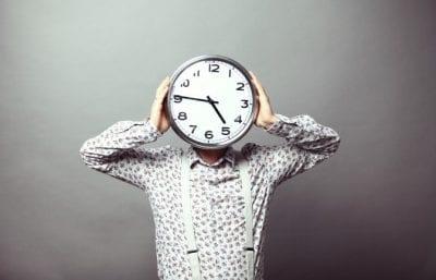 Entitlement, Clock Headed Man
