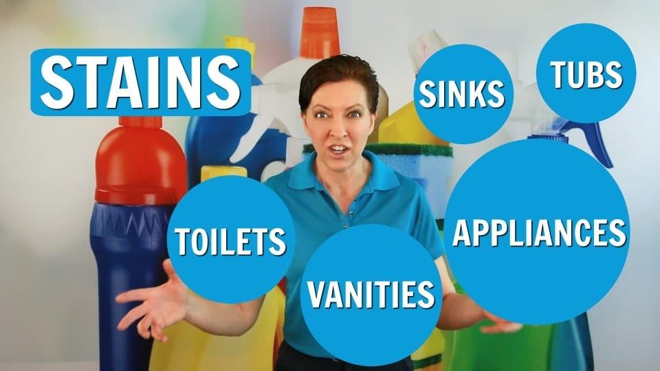 Ask a House Cleaner, Permanent Stains, Savvy Cleaner