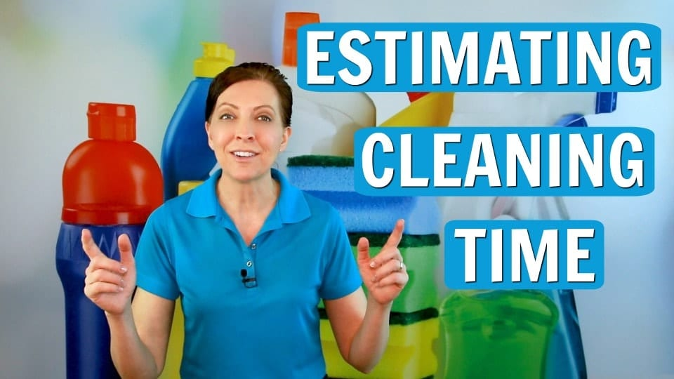 Ask a House Cleaner, How Long Does it Take, Savvy Cleaner