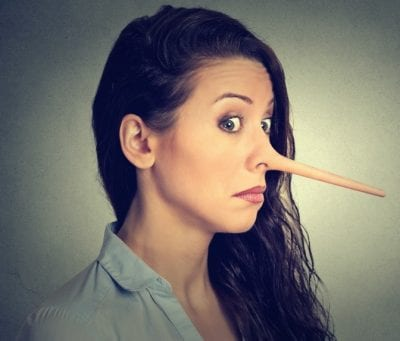 Challenges of Hiring Staff, Woman Pinocchio