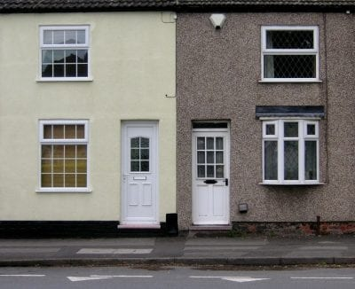 How Long Does it Take, Duplex Houses
