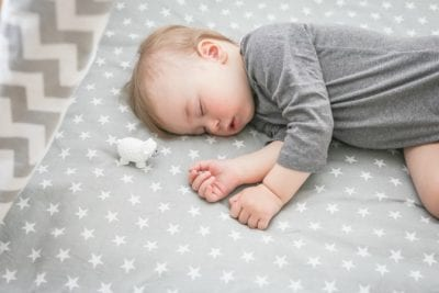 How Long Does it Take, Sleeping Baby
