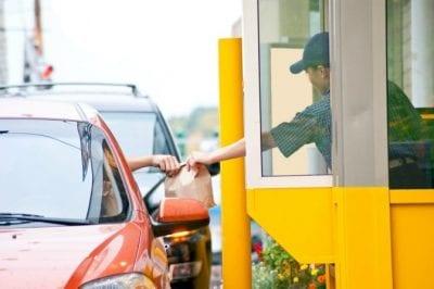 Savvy Perks, Fast Food Drive Thru