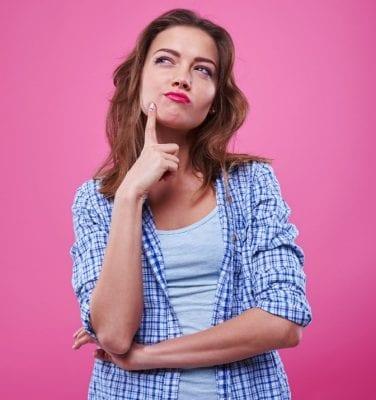 Two-Hour Minimum, Woman Thinking