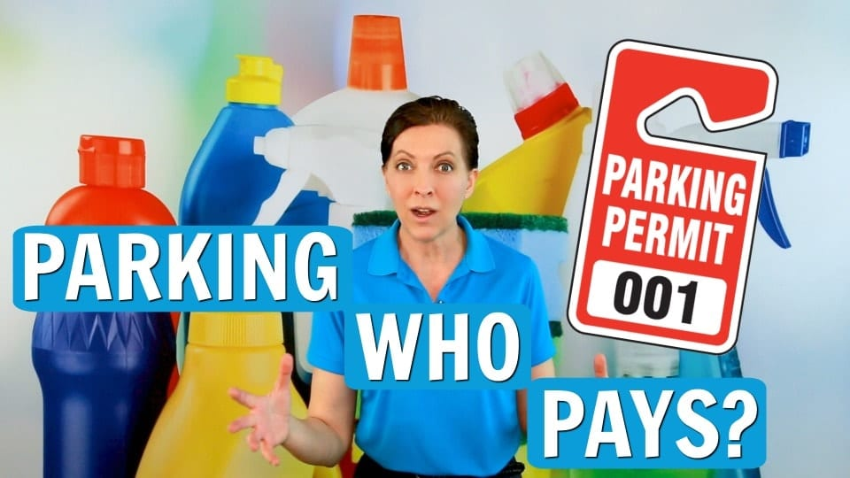 366 Ask a House Cleaner, Who Pays for Parking, Savvy Cleaner