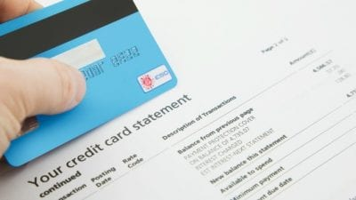Cancellation Charge credit card and statement