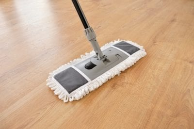 Hardwood Floor Secrets, Microfiber Dust Mop